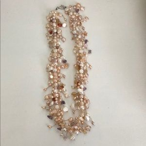 💕Georgous Pearl Necklace💕